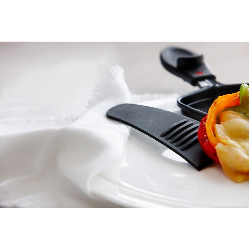 Spatule raclette tm cuisina - Spatule plastique cuisine ...