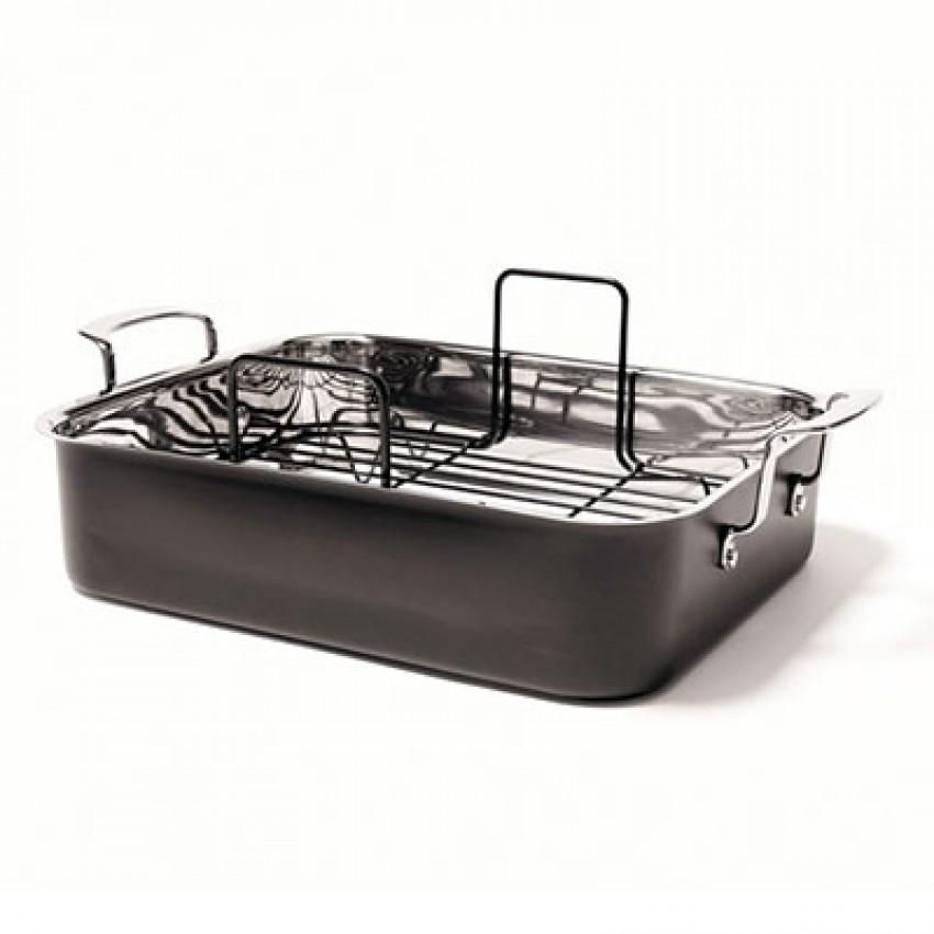 R tissoire en acier inoxydable avec grille cuisina - Grille pour barbecue sur mesure en acier inox ...
