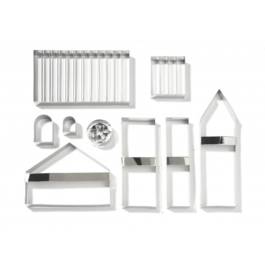 emporte pi ces en forme d 39 glise en 3d cuisina. Black Bedroom Furniture Sets. Home Design Ideas