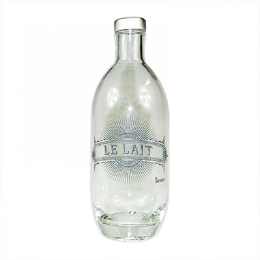 bouteille en verre avec bouchon de 700 ml le lait cuisina