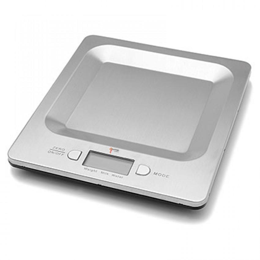 Balance De Cuisine Digitale En Acier Inoxydable 5 Kg