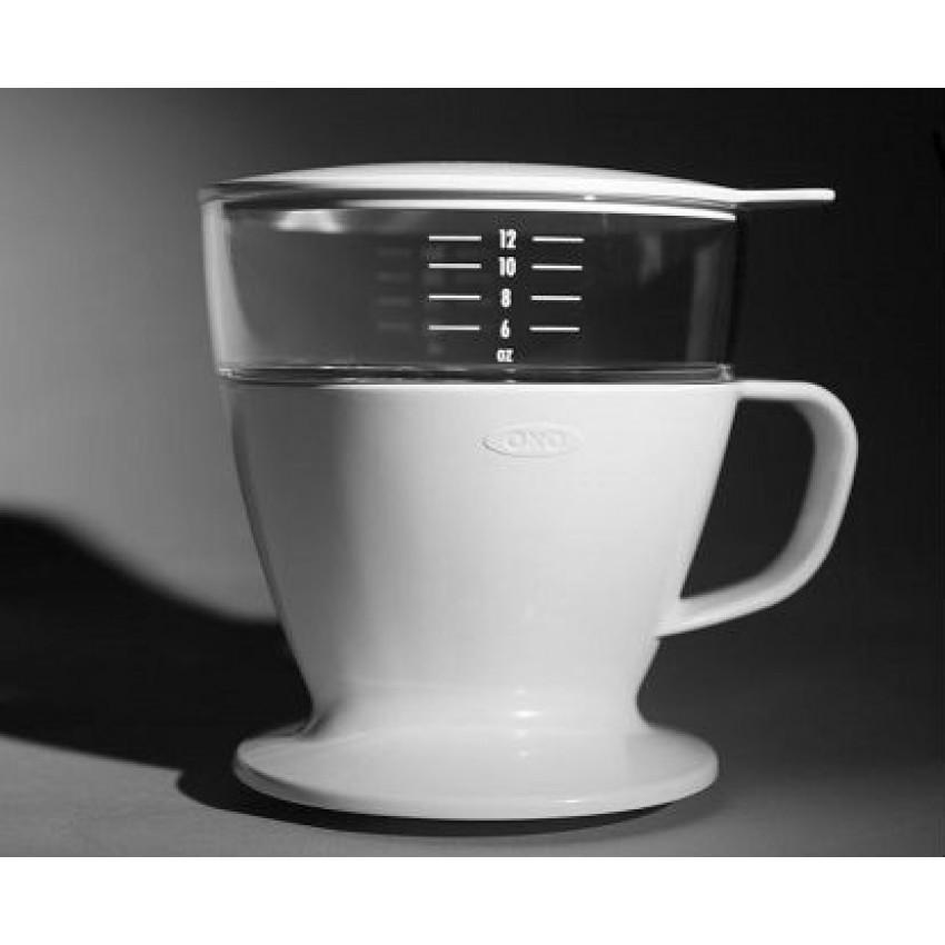 porte filtre caf avec r servoir d 39 eau cuisina. Black Bedroom Furniture Sets. Home Design Ideas