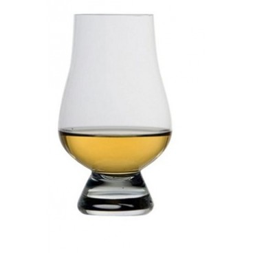 VERRE À SCOTCH ET WHISKY GLENCAIRN