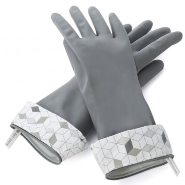 GANTS DE MÉNAGE LATEX NATUREL SPLASH PATROL