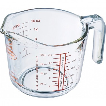 Tasse à mesurer de 500ml arcuisine tm