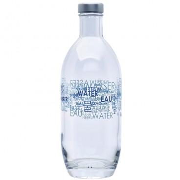 BOUTEILLE EN VERRE 750 ML BLUE WATER