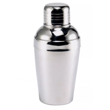 SHAKER À COCKTAIL EN ACIER INOX 236 ML