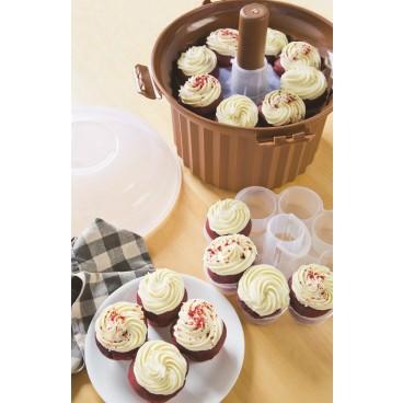 CARROUSSEL BRUN POUR CUP CAKE