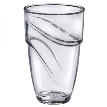 ENSEMBLE DE 4 VERRES 350 ML WAVE