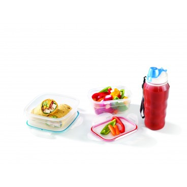ENSEMBLE POUR LUNCH ADOLESCENTS