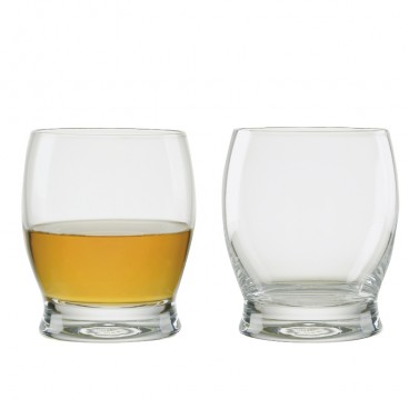 ENSEMBLE DE 2 VERRE WHISKY 355 ML MANHATTAN
