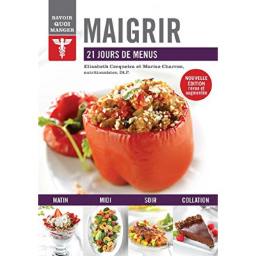 MAIGRIR - 21 JOURS DE MENUS