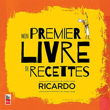 MON PREMIER LIVRE DE RECETTES RICARDO