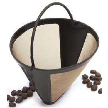 FILTRE À CAFÉ EN CÔNE PERMANENT