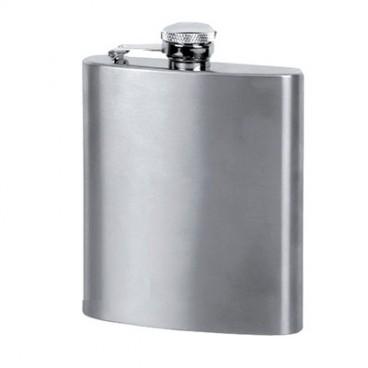 Flasque en acier inoxydable de 177ml Gourmet