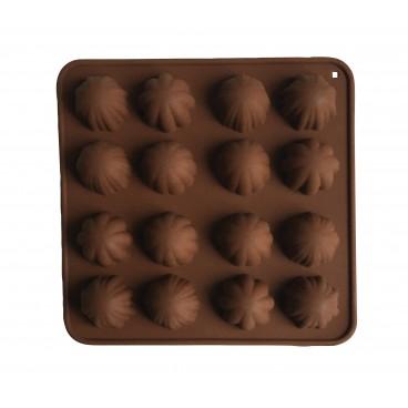 MOULE À CHOCOLAT EN SILICONE FORME BALLES
