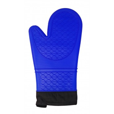 MITAINE BLEU EN SILICONE 33 CM COOL TOUCH