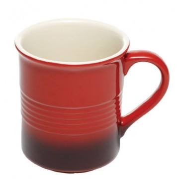 TASSE 425 ML ROUGE VINTAGE