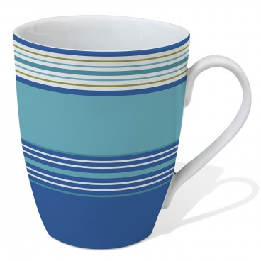 TASSE À CAFÉ 360 ML COOL STRIPES