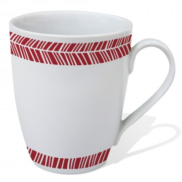 TASSE À CAFÉ 360 ML WARM CHEVRONS