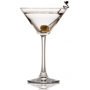VERRE À MARTINI 220 ML PAQUET DE 4
