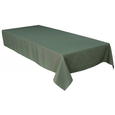 NAPPE RONDE 58 PO GRISE SOFT TOUCH