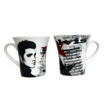 ENSEMBLE DE 2 TASSES CAPPUCCINO 177 ML ELVIS